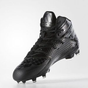 NWOB Freak X Carbon Mid Cleats Football Glitter